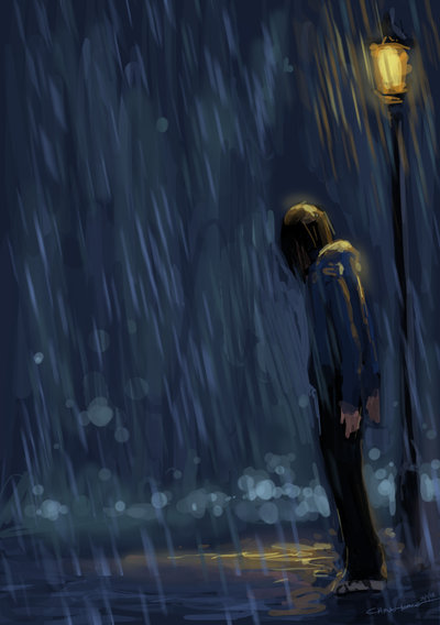 Rain_by_bramLeech